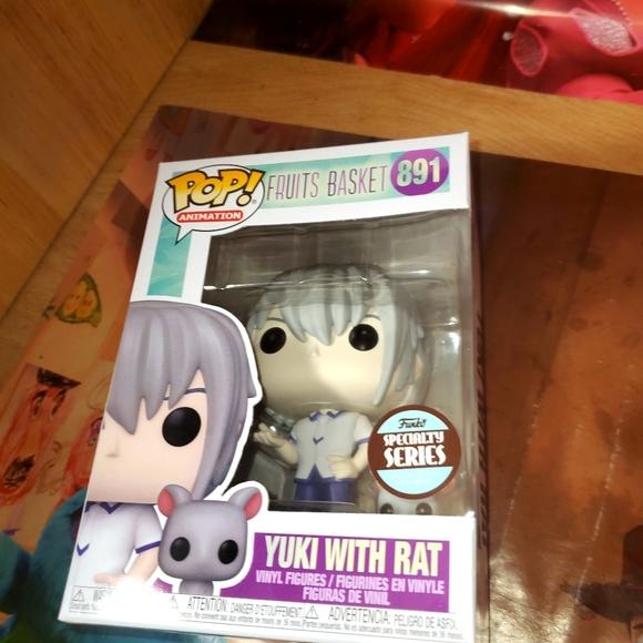 Yuki With RAT specialty pop